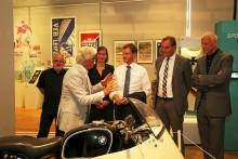 Sportmuseum Leipzig: Finanzierungszusage über rund zwei Millionen Euro vom Freistaat Sachsen