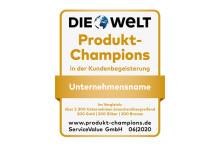 Von Verbrauchern begehrt: Deutschlands Produkt-Champions 2020