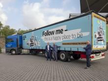 Industriekultur.Ruhr wirbt auf deutschen Straßen
