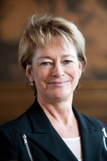 Lena Adelsohn Liljeroth, vår nya styrelseledamot!