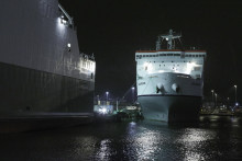 New freight service from Gothenburg to Rotterdam
