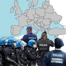 """Europa - pandemins """"lockdowns"""" blottlägger rasism och diskriminering från polisen"""