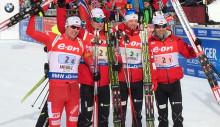Forhåndsuttak IBU World Championships Biathlon, Kontiolahti Finland 3.-15. mars