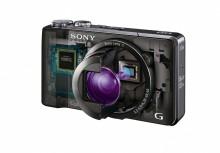 Le 2 en 1 idéal pour les vacances ! Appareil photo compact HX9 de Sony : photos et vidéos Haute Définition