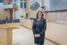 Andre vice talman firar demokrati i Värmland