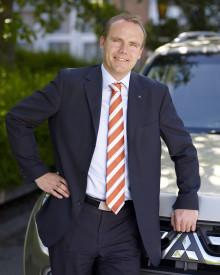 Mitsubishi på väg mot rekordår i Sverige