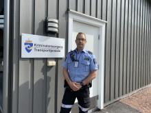 Kriminalomsorgens Transporttjeneste frigjør politiressurser!