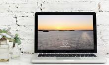Havsvyer kan sänka stressnivåerna på jobbet - Viking Line lanserar mikropaus-app