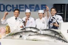 Deutsches Sushi ist kreative Weltspitze