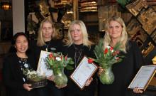 Vinnarna av Pedagogiska priset 2019
