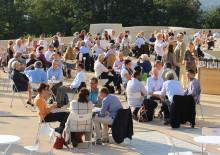 Praxis gelebter Verantwortung. Pioniere des gesellschaftlichen Wandels beim World Goetheanum Forum