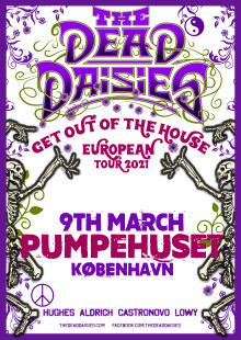 The Dead Daisies til Pumpehuset 9. marts 2021