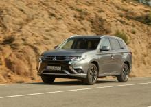 Nya Mitsubishi Outlander - Europas mest sålda Plug-In Hybrid gör entré i Frankfurt