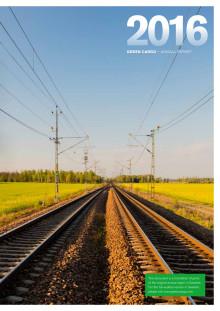 Green Cargo Annual Report 2016