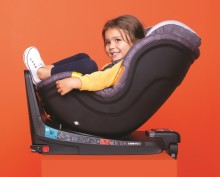 RAC launches its first ever child car seat