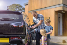 Number of privately licensed battery electric vehicles in the UK rises 53% in a year