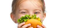 Barnevennlige hamburgerbrød fra Hatting