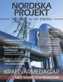 Nya numret av Nordiska Projekt nr 6 2018 ute nu!