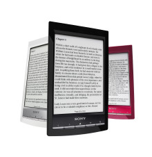 "Sony Introduces World's Lightest 15.2cm (6"") eReader with Enhanced Touchscreen"