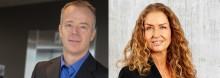 18. oktober: Roy Frivoll og Hege Schøyen Dillner i åpningskonferansen til Bygg Reis Deg 2017