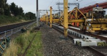 Railway reopens after successful bank holiday upgrades are completed on time