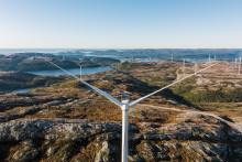 Storheia og Roan vindparker leverte 20 prosent av all vindkraftproduksjon i Norge