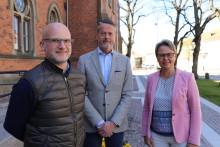 Ola Bengtsson blir spindeln i nätet för 6 kommuner
