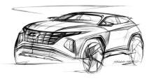 Designtopp SangYup Lee om helt nye Tucson og Hyundais nye designretning 'Sensuous Sportiness'
