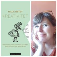 Dagdrømmerne skal redde verden - Hilde Østbys bok om kreativitet inntar det engelskspråklige markedet