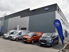 Český Ford otevřel nové školicí centrum