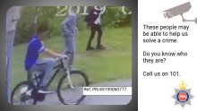 ​Identity appeal following robbery and assault of 14 year old boy in Epsom