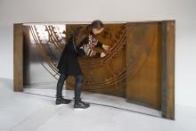 Konstnärlig gestaltning av ny entré på Nordiska museet