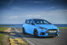 Ford firar Focus RS med ny specialversion