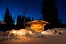 ROMANTIK PUR!  Fackelwanderung durch den  Carlsfelder Winterwald