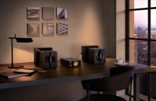 Experimenta un sonido sublime con el sistema de altavoces de campo cercano Signature Series SA-Z1 de Sony
