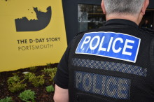 Keeping you safe at Portsmouth D-Day event