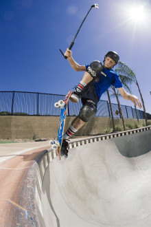 Sony Action Cam gaat partnerschap aan met Tony Hawk voor de European Vacation 2015 Birdhouse Tour