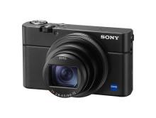 Sony najavil fotoaparat RX100 VI, ki združuje objektiv z optičnim zoomom 24-200 mm, veliko odprtino zaslonke ter najhitrejše samodejno ostrenje na svetu v ultra kompaktnem ohišju