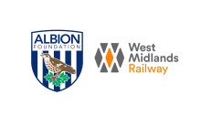 West Midlands Railway sponsors The Albion Foundation