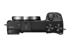 Sony introduces the NEX-7: all-in-one compact interchangeable lens camera with 24.3 megapixel resolution