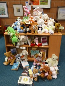 Celebrate World Book Day at Elgin Library