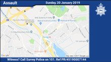 Appeal for witnesses after 12-year-old girl assaulted in Frimley