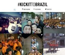 Peugeot lanserar #KickItToBrazil: Ett fotbollsäventyr som planterar träd i Amazonas