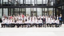 4. Santander Stipendiatentag:  Förderung zum Anfassen