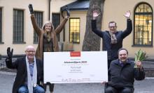 Norconsult vinner Mälarbanans arbetsmiljöpris 2020