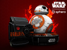 Special Edition Battle-Worn BB-8 & Force Band - Release 30 September!