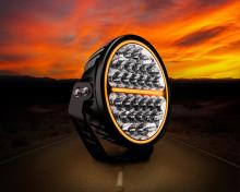 Årets nyhet från Strands Lighting Division – extraljus med unik look