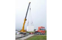Schneller und besser: Bayernwerk installiert neues Schalthaus mit technischer Vollausstattung