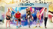 Fullspäckad helg på Fyrishov