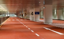 Terminal 1 Arrival Pick-up Facility to Relocate to Basement 1